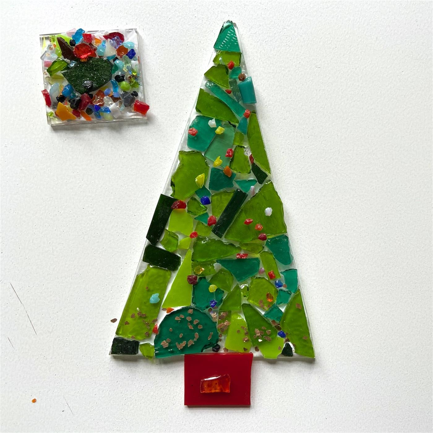 Create Your Very Own Fused Glass Decorations At Home With Our Fun And