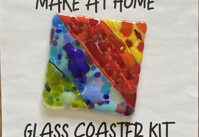 make at home coaster kit
